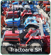 Tractoare Second Hand