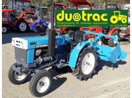 Tractor agricol folosit Mitsubishi D1550