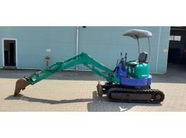 Miniexcavator folosit Komatsu PC20FR-1