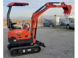 Miniexcavator nou WindStorm XN16
